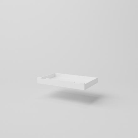 szuflada biała do łóżka skandynawskiego - 1
