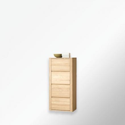 Dębowa komoda - Komody Drewniane