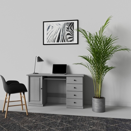 Białe biurko - 6