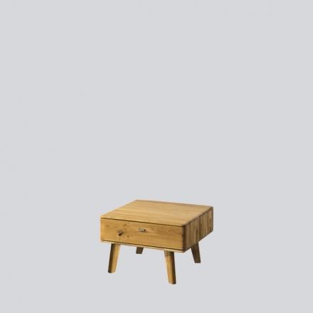 Dębowa ława kawowa - Stoły Drewniane