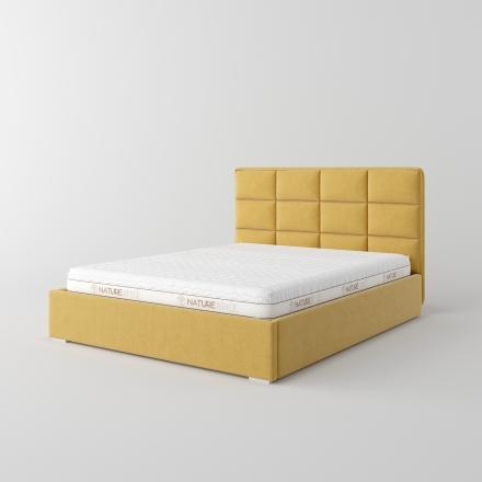 Łóżko tapicerowane Velvet - Łóżka Drewniane