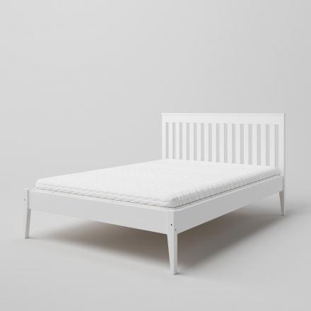 Łóżko skandynawskie - Łóżka Drewniane