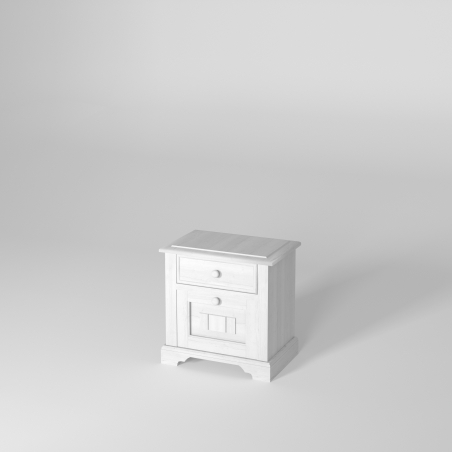Ekskluzywna szafka nocna - Komody Drewniane